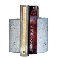 Image of Plaster Bookends