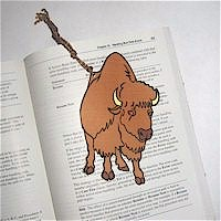 Ox Bookmark