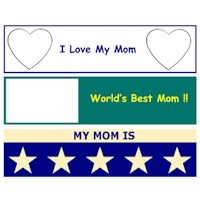Image of Mothers Day Bookmarks