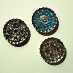 Image of Bottle Cap Pin Cushion
