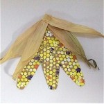Image of Indian Corn Table Decoration