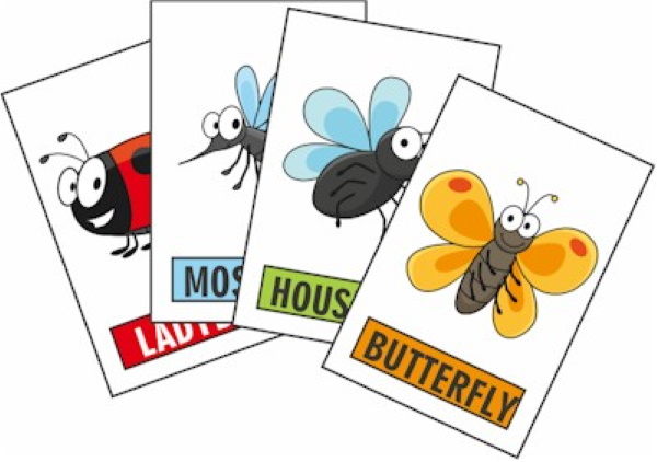 Printable Bug Game