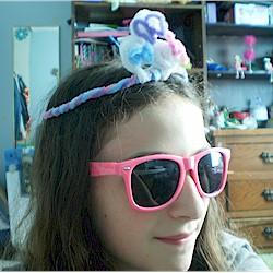 Butterfly Headband Tiara