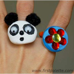 Image of Easy Button Rings