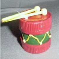 Cardboard Tube Drum