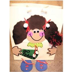 Cheerleader Gift Bag