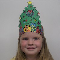 Christmas Tree Crown