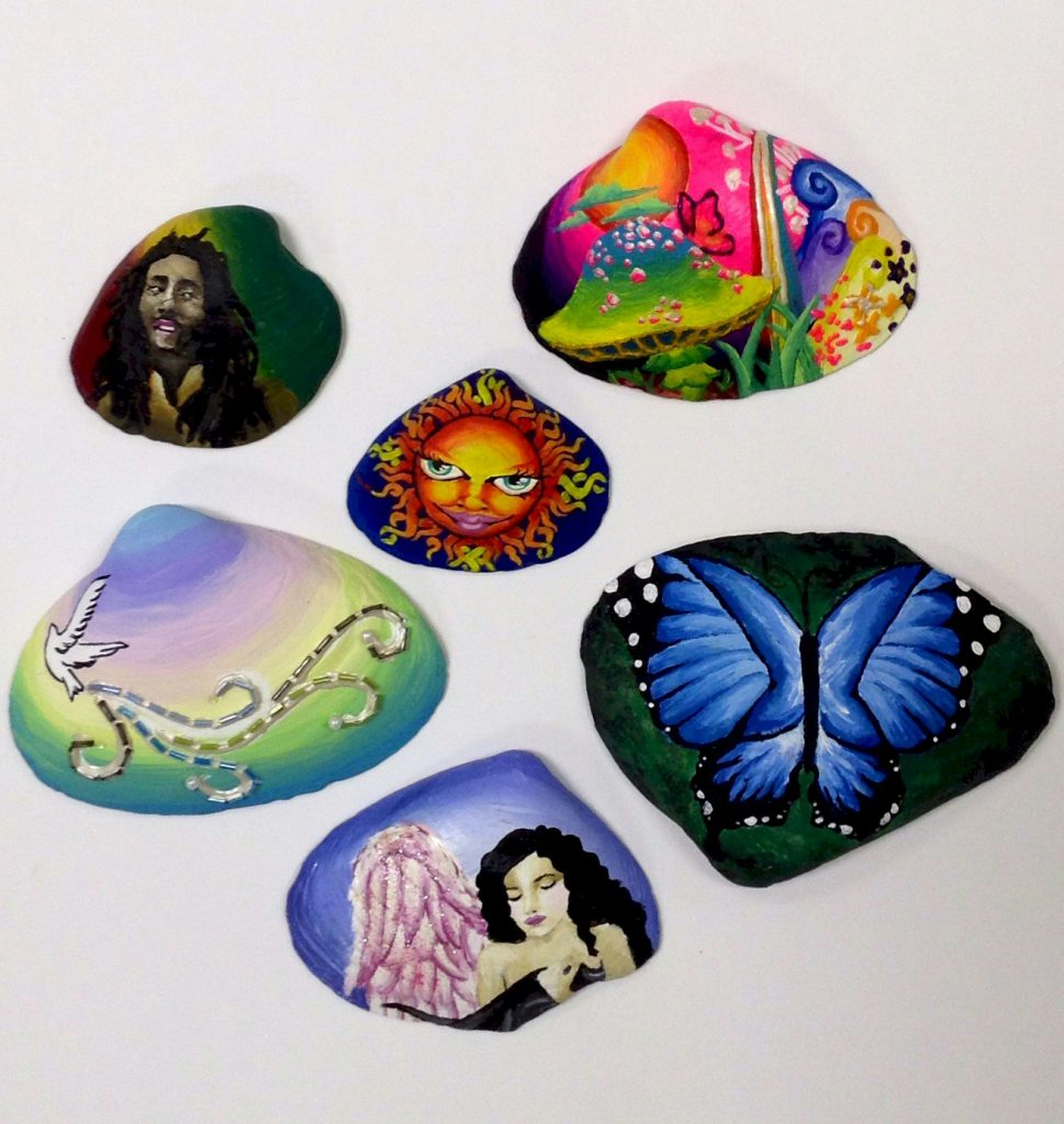 Image of Clam Shell Masterpieces