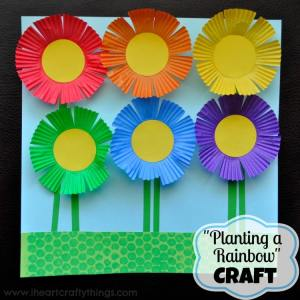 Image of Flower Crafts Roundup
