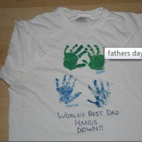 Worlds Best Dad Tee Shirt