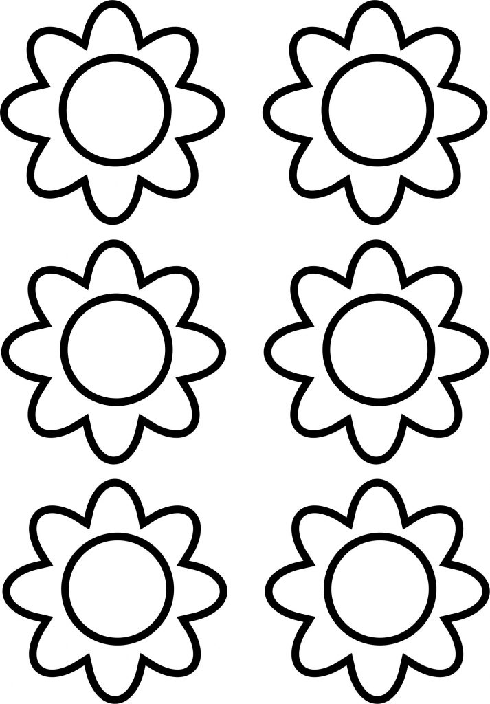 photo about Daisy Printable named Printable Daisy Crown