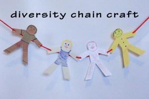 Image of Diversity Awareness Crafts and Activities Roundup