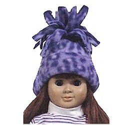 Easy Hat for 18 Inch Doll