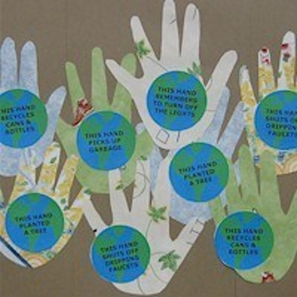 Earth Day Helping Hands
