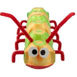 Image of Egg Carton Caterpillar