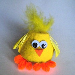 Image of Egg  Carton Chick