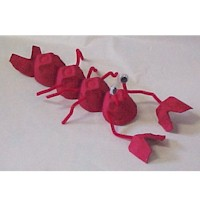 Image of Egg Carton Lobster