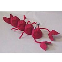 Image of Egg Carton Lobster