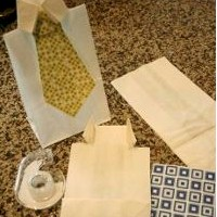 Image of Tie Gift Bag