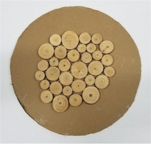 Image of Fathers Day Wood Trivet