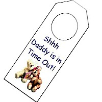 Fathers Day Door Hanger