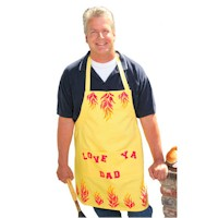 Flamin Hot Apron