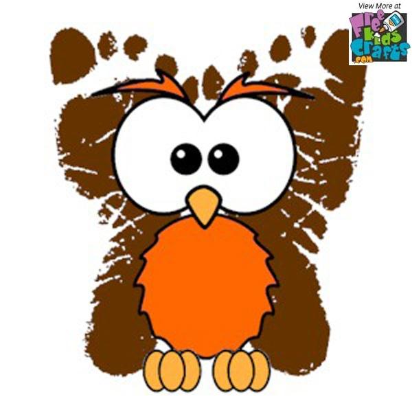 Image of Footprint Owl