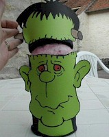 Frankenstein Halloween Decoration