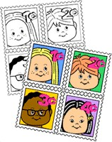 Image of Fun Stamps
