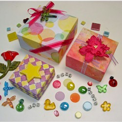 Image of Make Your Own Gift Boxes