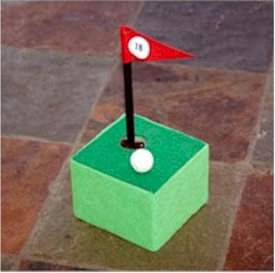 Golf Pen Holder