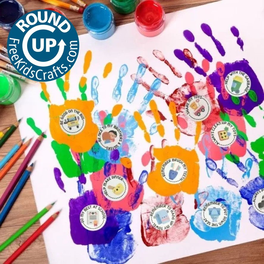 Image of Good Citizen Craft and Activities Roundup