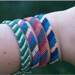 Image of Grown Up Friendship Bracelets