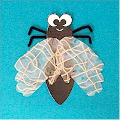 Bugs And Insect Crafts For Kids