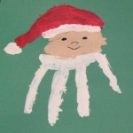 Image of Santa Card