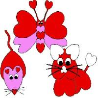 Valentine Heart Pets