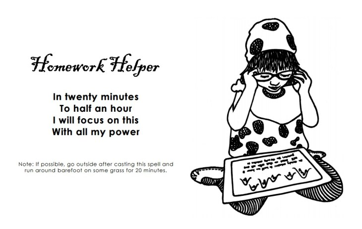 Homework Helper Coloring Page