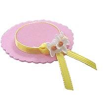 Image of Mini Easter Bonnet Pin