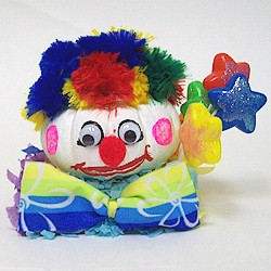 Image of Mini Pumpkin Clown