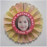 Image of Printable Mothers Day Card