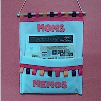 Image of Mothers Note Holder