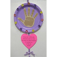 Image of Mothers Day Handprint Poem