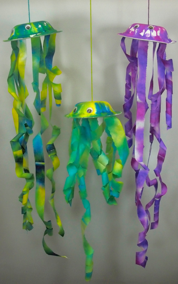 Multi-Color Jellyfish