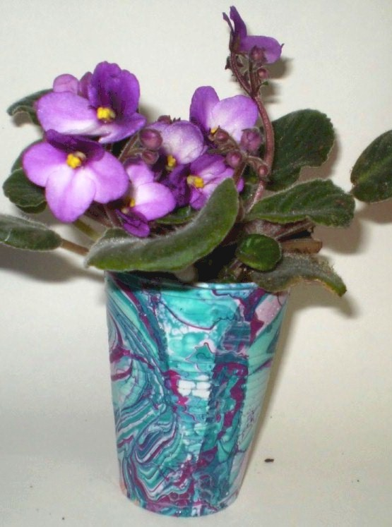 Mother S Day Flower Craft Solo Cup