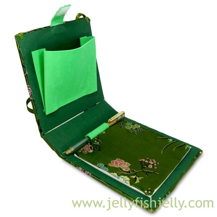 Make A Notebook Handbag