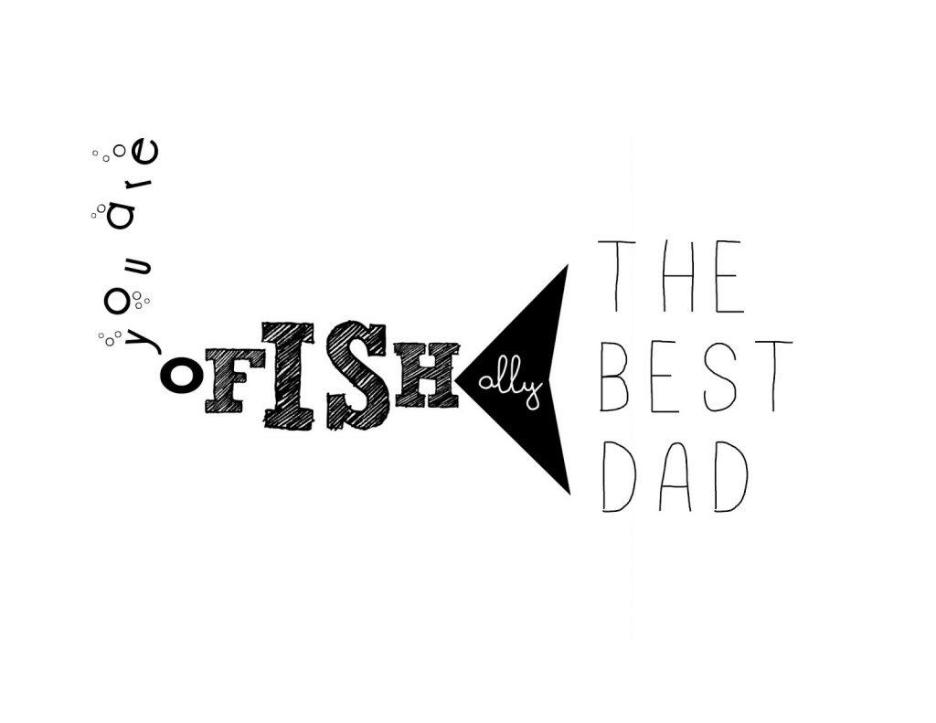 O Fish Al Father S Day T Container