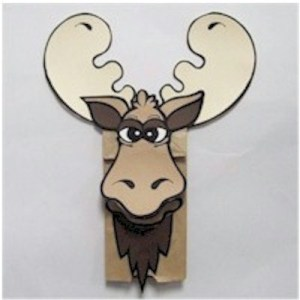 Image of Forest Animal Crafts (Roundup)