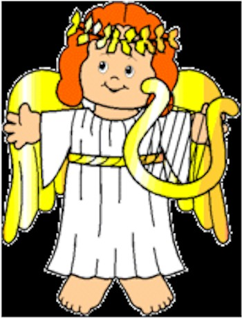 Image of Playtime Paper Doll Angel