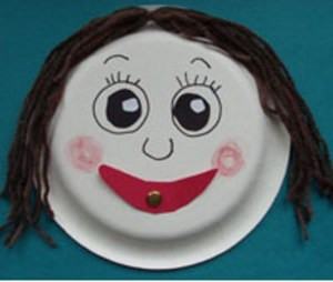 Image of 7 Preschool Smile Face Crafts