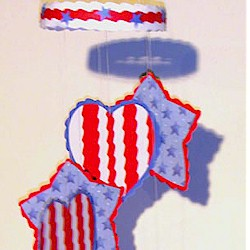 Image of Patriotic Mobile